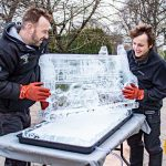York Ice Trail Set up