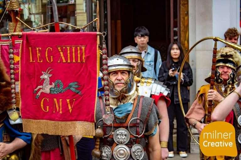 York Roman Festival 2019