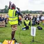 Black Lives Matter York 17 June 2020