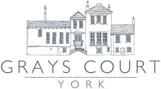 Grays Court Hotel York Logo
