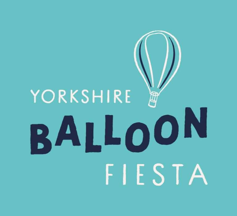 Yorkshire Balloon Fiesta rebranded logo