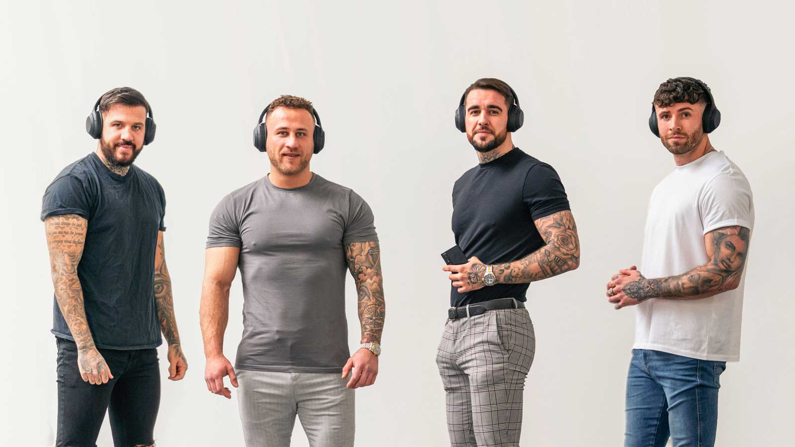 Four Lads in Jeans Sony